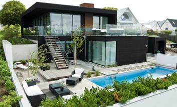 Thiết kế xây dựng nhà biệt thự vườn 2 tầng, 3 tầng đẹp