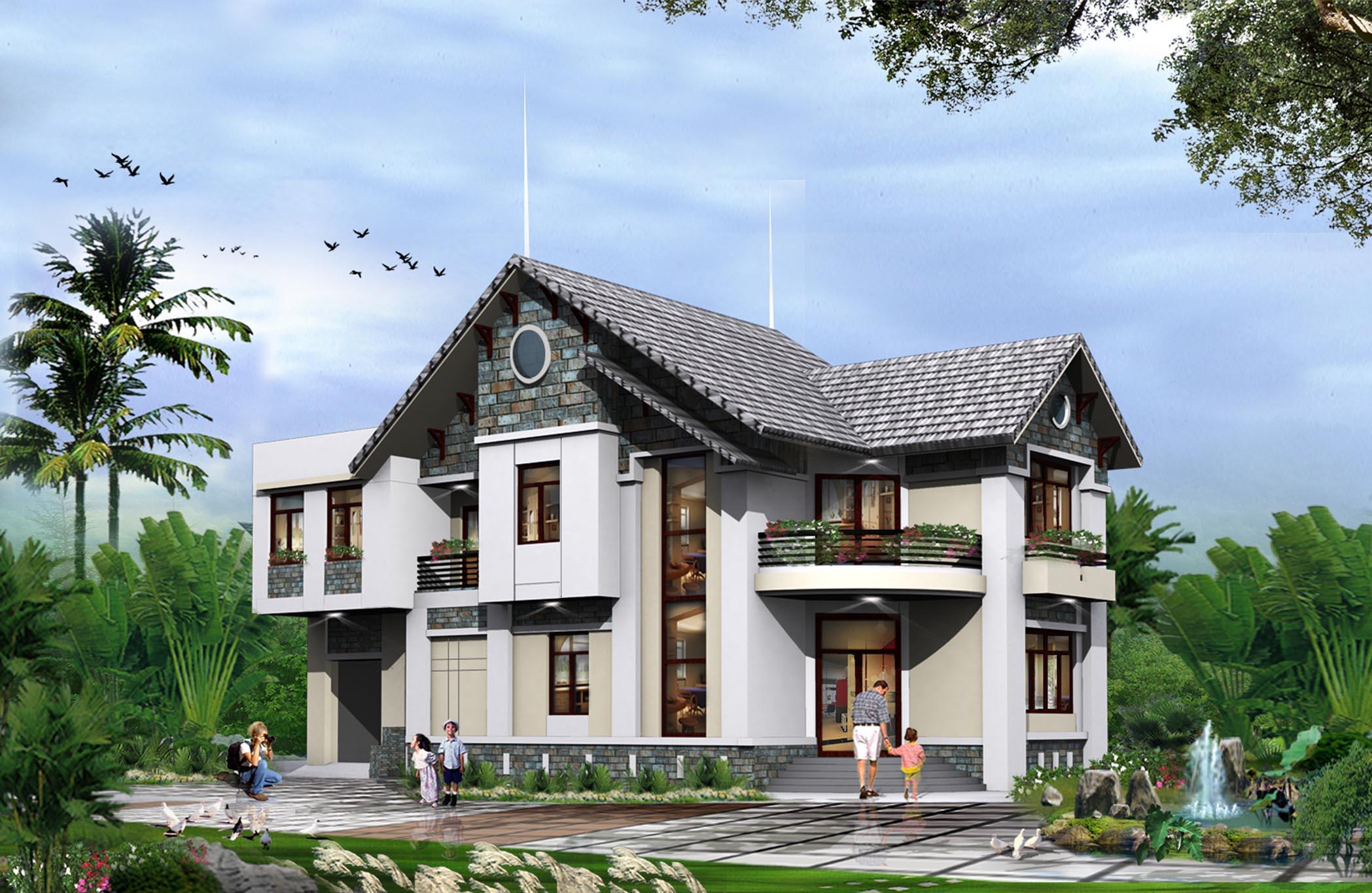 Phong thủy khi xây dựng nhà